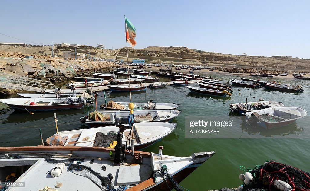 IRAN-LIFESTYLE-FISHING : News Photo