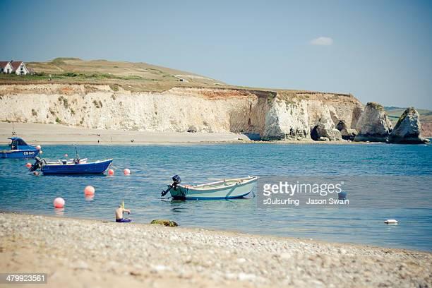 Fishing boats at Freshwater Bay - IMG_1458