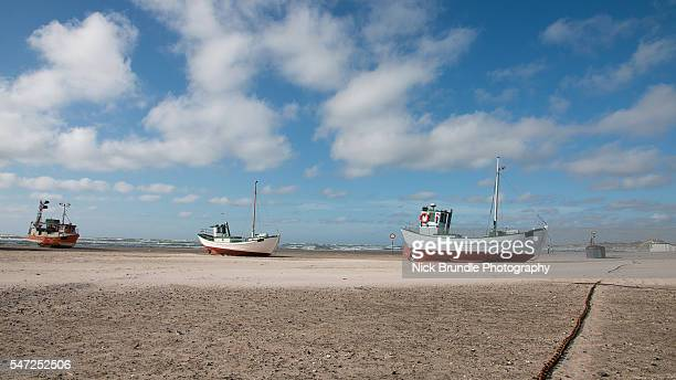 Fishing Boats, Jutland, Denmark