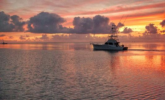Fishing charter departs 487600316