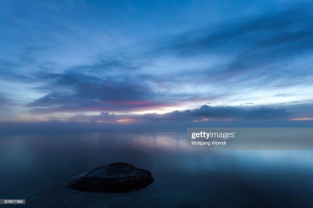 Fishing Cone Sunrise : Stock-Foto