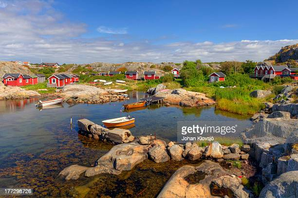 Fishing cove in Gothenburg archipelago