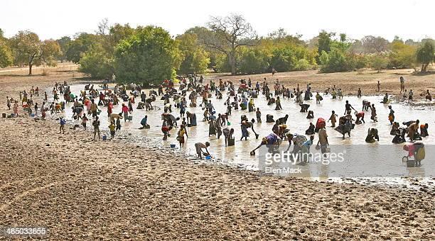 Fishing in Mali