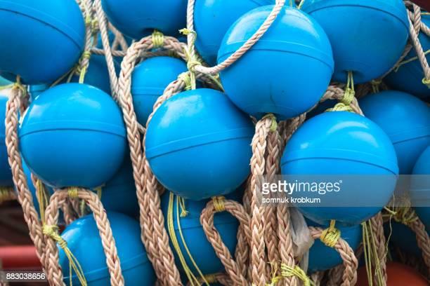 Fishing net buoy