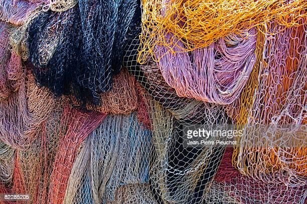 fishing nets - ラシオタ ストックフォトと画像