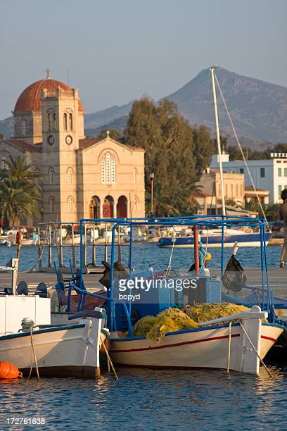 Fishing on Aegina