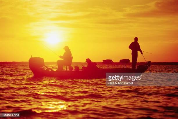 Fishing on Lake Weohyakapka