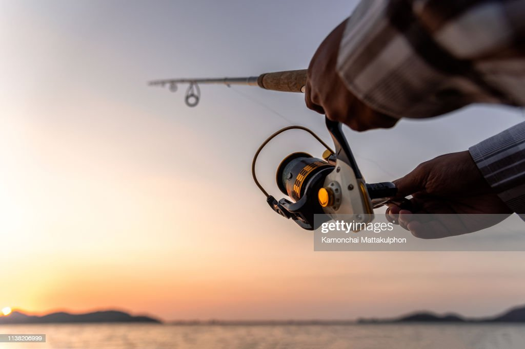 Fishing : Stock Photo