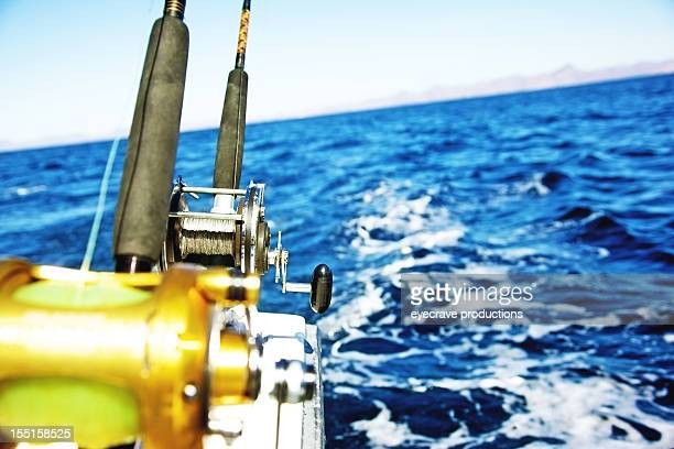 fishing reel ocean sports