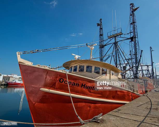 CONTENT] Fishing Trawler in Norfolk Virginia
