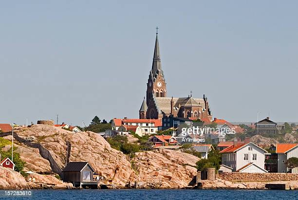 village de pêcheurs en suède, Lysekil