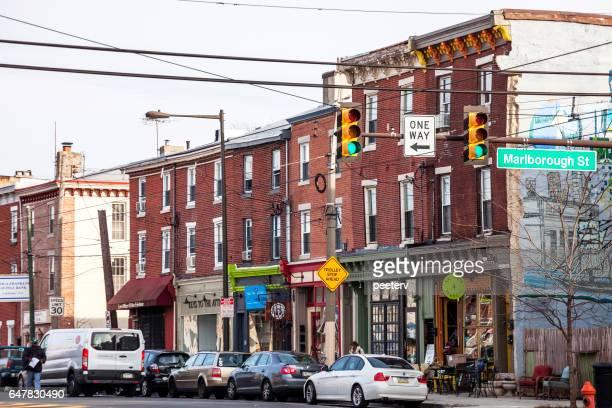 Fishtown, Philadelphia.