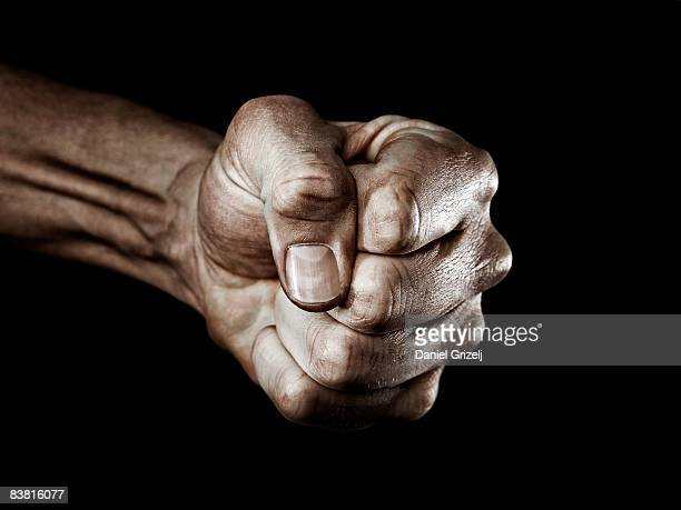 fist - strength stock pictures, royalty-free photos & images