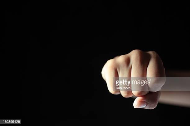 fist,hands close-up