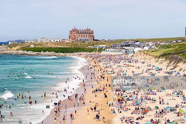 Fistral beach, Newquay, Cornwall