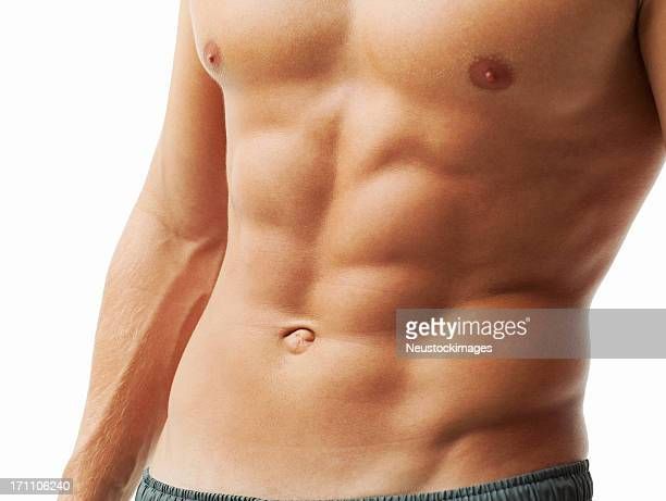 Fit Abdominal Muscles