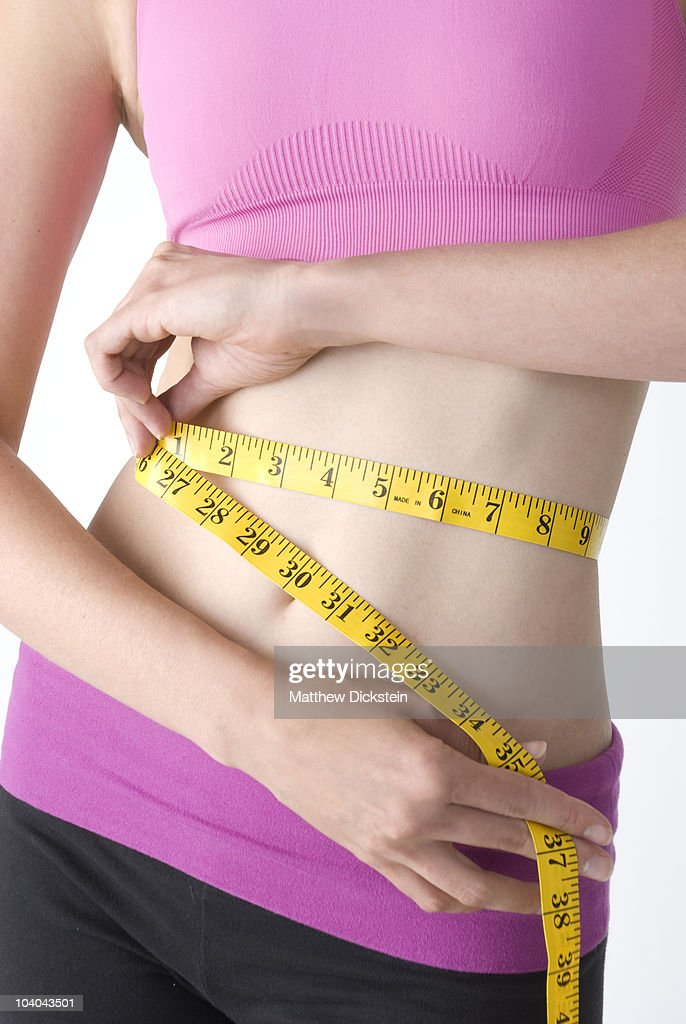 Fit and thin : Stock Photo