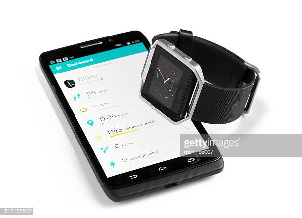 Fitbit Blaze Smart Watch