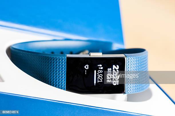 Fitbit Charge 2 Activity and Sleep Tracker - Stock image