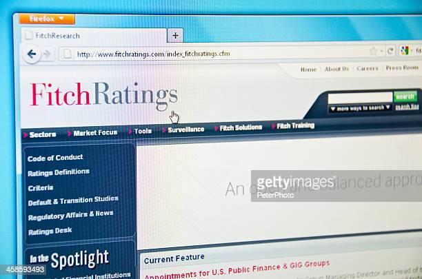 Fitch site Web