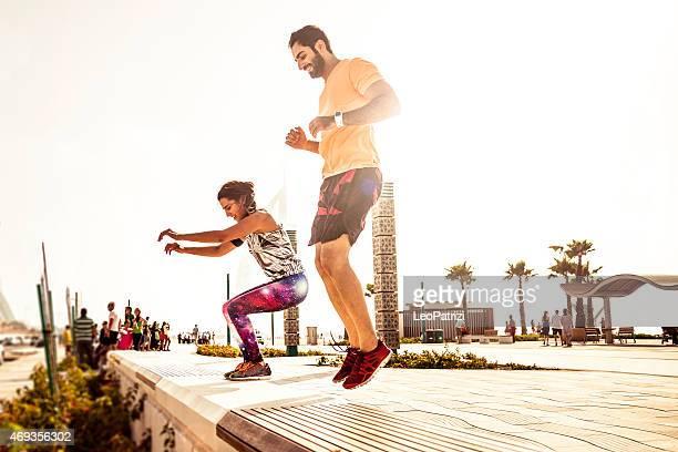 Centre de remis'en forme et sport à Dubaï-sportif personnes