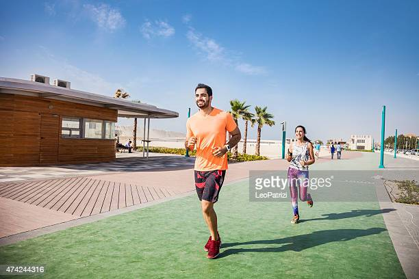 Fitness and exercising in Jumeirah Beach - Dubai