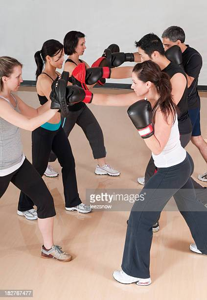 Fitness Boxing Class - Series