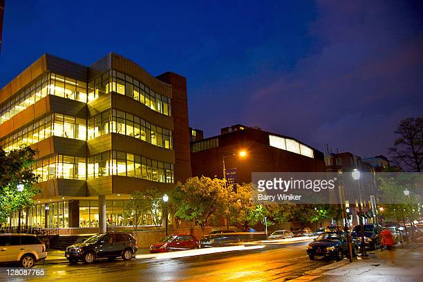 fitness center, university of pennsylvania, west philadelphia, pennsylvania - university of pennsylvania stock pictures, royalty-free photos & images