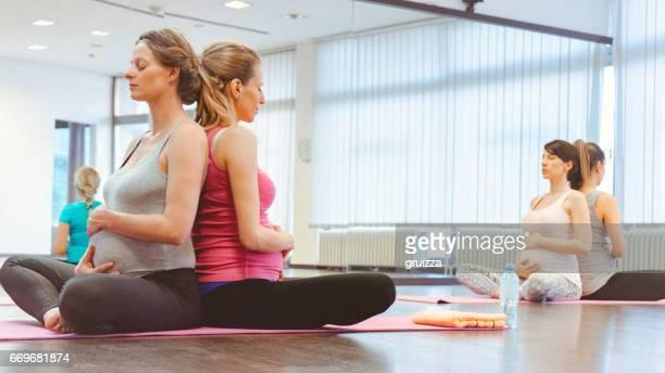 Fitness-Kurse für schwangere