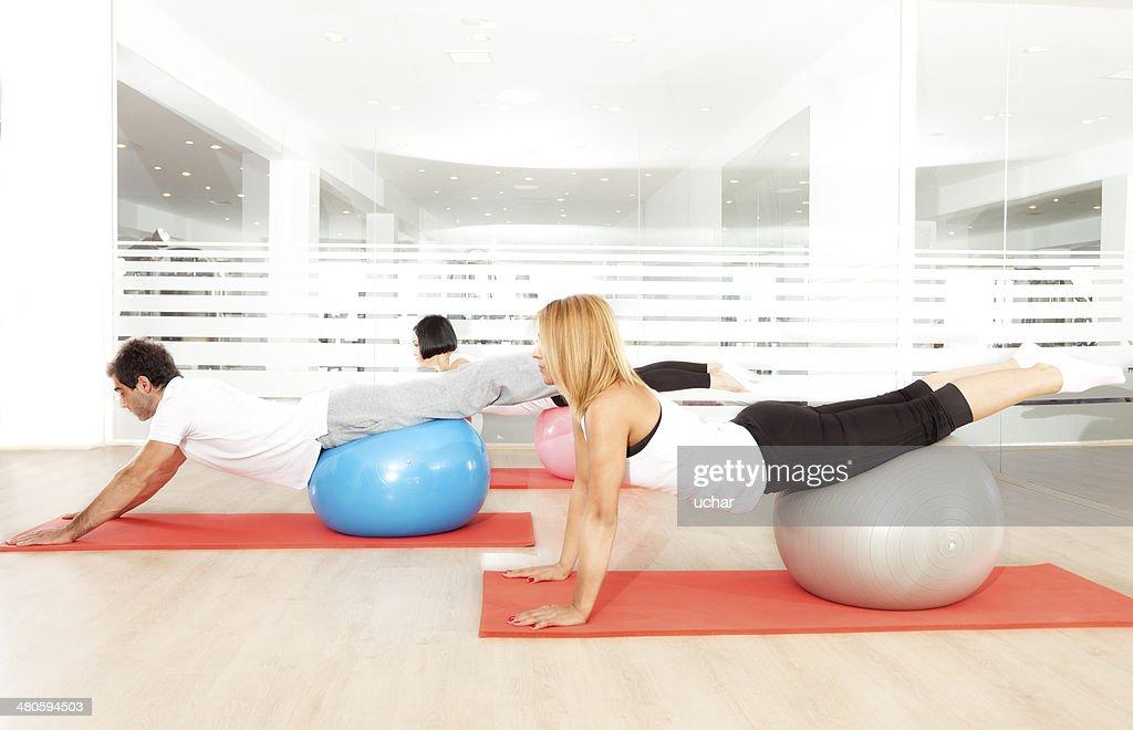Fitness Club : Stock Photo