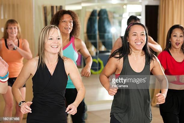 Fitness dancing