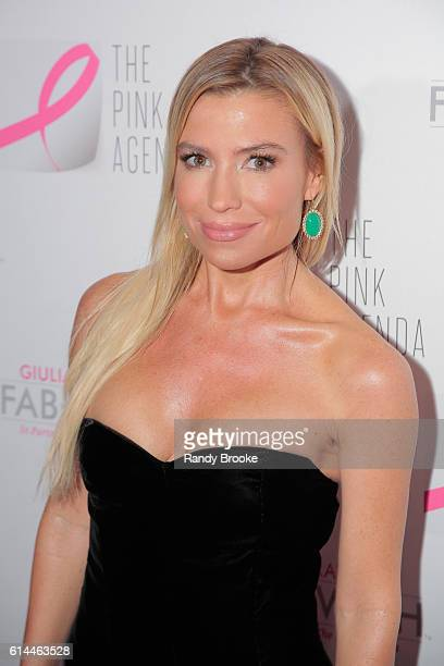 Fitness Entrepeneur Tracy Anderson attends The Pink Agenda 2016 Gala arrivals at Three Sixty on October 13 2016 in New York City