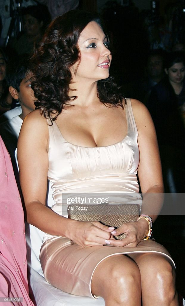Fitness expert Dianne Pandey at the launch of actress Bipasha Basu`s fitness DVD in Mumbai on February 4 2010