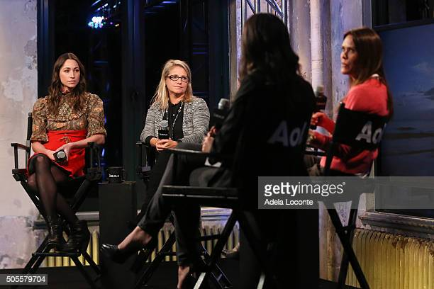 Fitness Expert Tara Stiles AOL's Chief People Officer Terri Zandhuis Dr Karen Latimer and Women's Heatlh Magazine Fitness Director Jen Ator discuss...