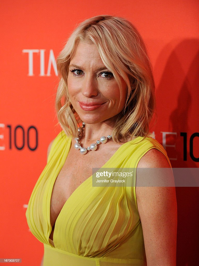 Fitness expert Tracy Anderson attends the 2013 Time 100 Gala at Frederick P. Rose Hall, Jazz at Lincoln Center on April 23, 2013 in New York City.