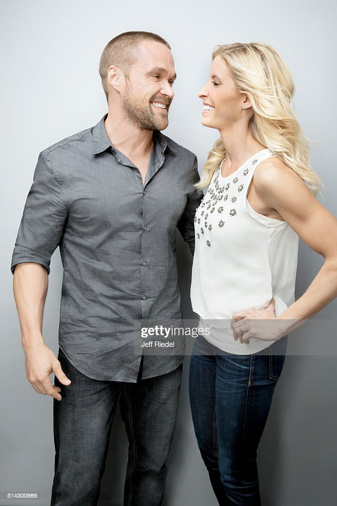Chris and Heidi Powell, TV Guide Magazine, January 14, 2015