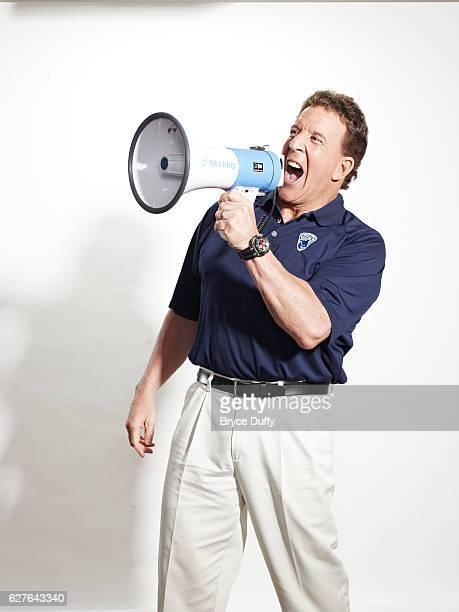 Fitness guru Jake Steinfeld is photographed for Men's Fitness Magazine on June 4 2011
