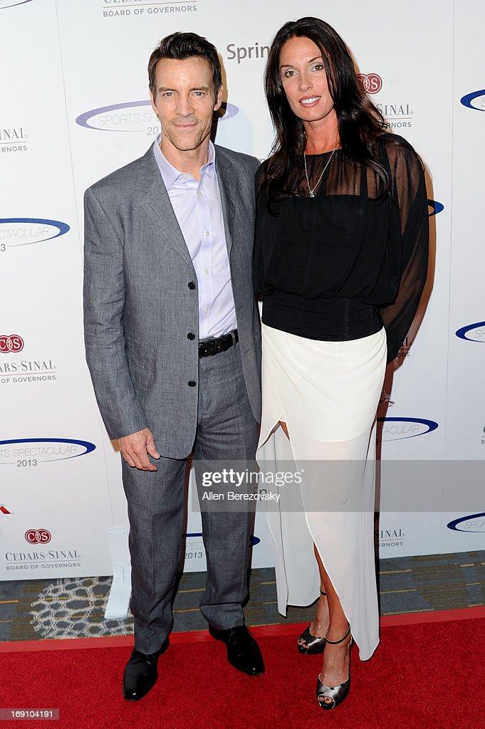 Tony Horton with nice, Wife Shawna Brannon