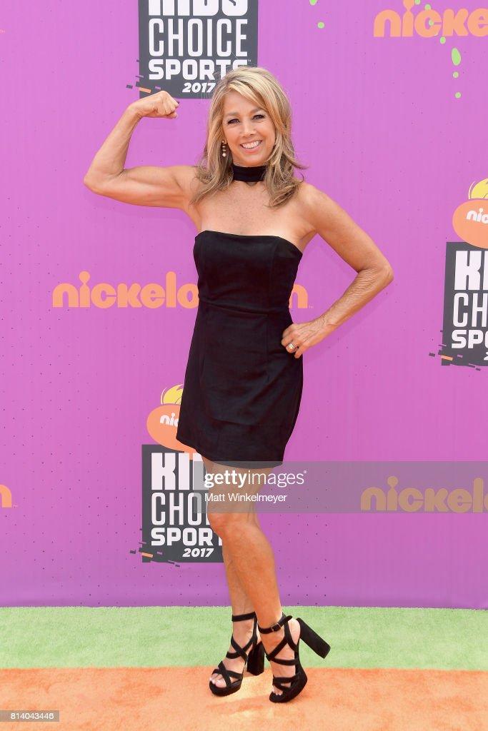 Nickelodeon Kids' Choice Sports Awards 2017 - Arrivals : News Photo