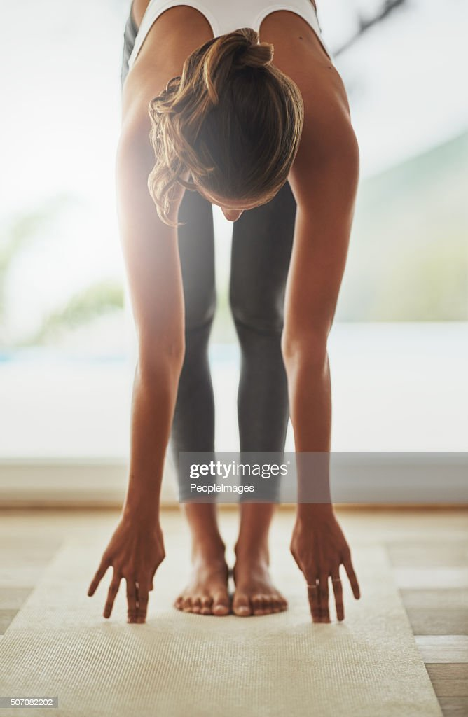 Fitness is a way of life : Stock Photo