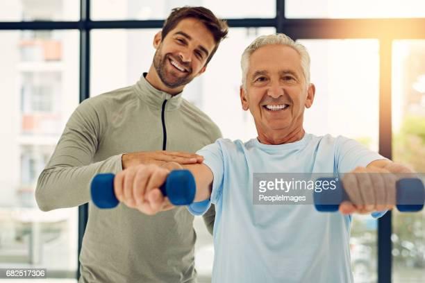 Fitness is gemakkelijk als je de juiste hulp kunt oproepen