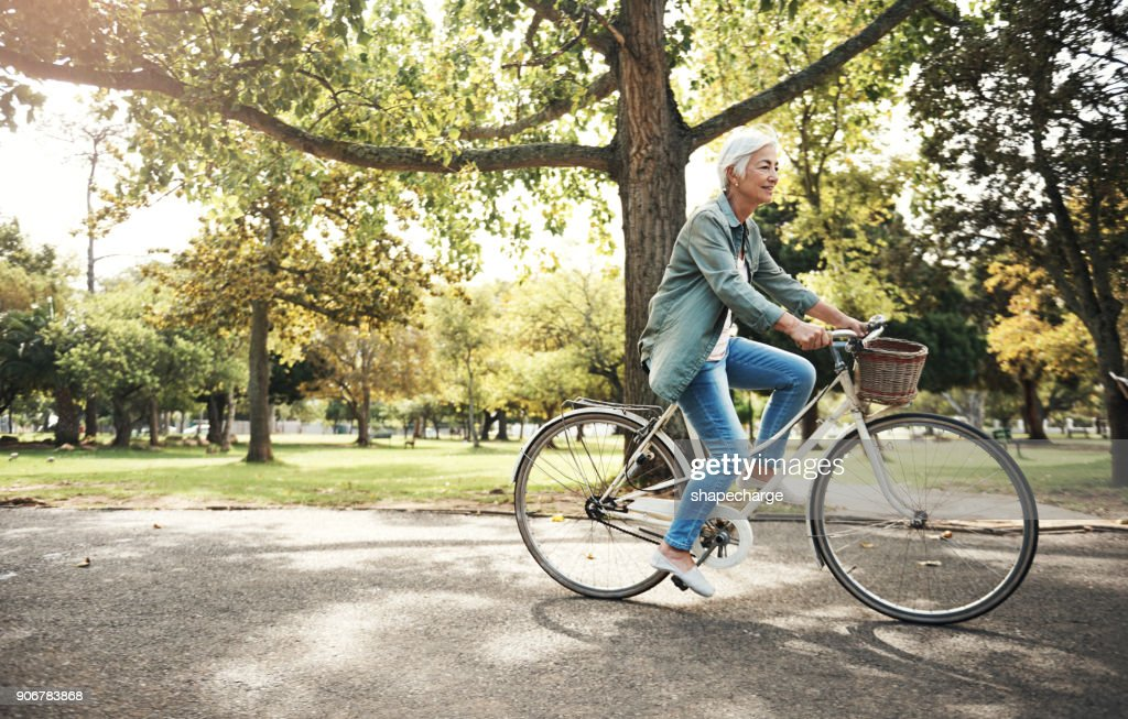 Fitness is for life : Stock Photo