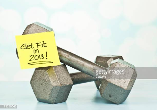 Fitness Message: Get Fit in 2013