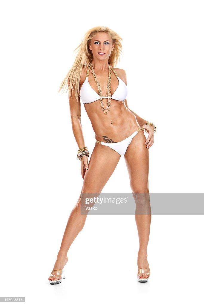 Fitness Model : Stock Photo