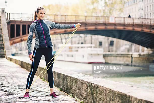 Fitness im Freien
