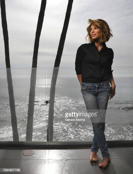 Fitness trainer Jillian Michaels is photographed for Los Angeles Times on December 21 2018 in Malibu California PUBLISHED IMAGE CREDIT MUST READ...