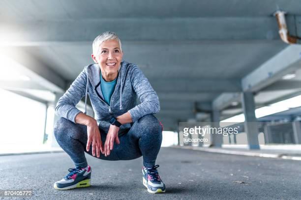 Fitness verwandelt den Körper sowie den Geist