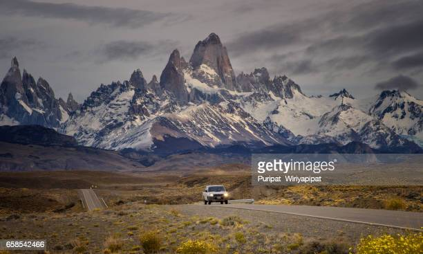 Fitz Roy El Chalten Patagonia Argentina