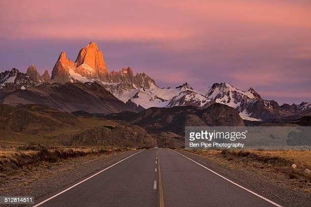 Fitz Roy Mountain Range, El Chaltén, Los Glaciares
