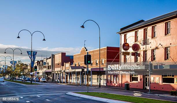 fitzmaurice street wagga wagga - wagga wagga stock pictures, royalty-free photos & images